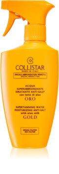 Collistar Sun Protection spray corpo acceleratore di abbronzatura