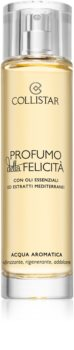 Collistar Profumo Della Felicitá acqua aromatica per il corpo con oli essenziali e estratti di piante mediterranee