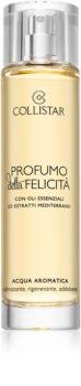 Collistar Profumo della Felicità água corporal aromática com óleos essenciais e extratos de plantas mediterrâneas