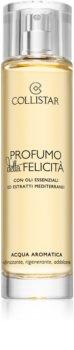 Collistar Profumo della Felicità eau aromatique corps aux huiles essentielles et extraits de plantes méditéranéennes