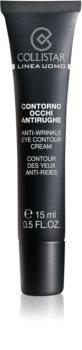 Collistar Anti-Wrinkle eye Contour Cream crema antiarrugas contorno de ojos