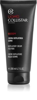 Collistar Depilatory Cream for Men creme depilatório para homens