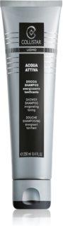 Collistar Acqua Attiva Shower Shampoo šampon in gel za prhanje 2v1