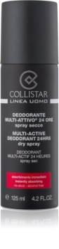 Collistar Multi-Active Deodorant 24hrs Dry Spray дезодорант-спрей 24 години