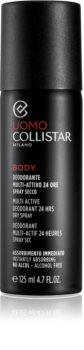Collistar Multi-Active Deodorant 24hrs Dry Spray spray dezodor 24h