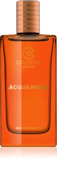 Collistar Acqua Wood toaletna voda za muškarce