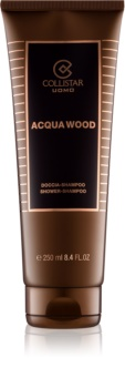 Collistar Acqua Wood Shower Gel for Men