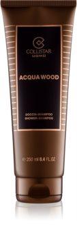 Collistar Acqua Wood sprchový gel pro muže