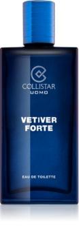 Collistar Vetiver Forte Eau de Toilette για άντρες
