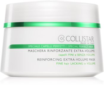 Collistar Special Perfect Hair Reinforcing Extra-Volume Mask maschera rinforzante volumizzante