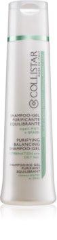 Collistar Special Perfect Hair Purifying Balancing Shampoo-Gel šampon za masnu kosu