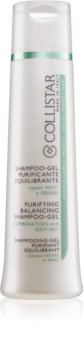 Collistar Special Perfect Hair Purifying Balancing Shampoo-Gel shampoo per capelli grassi