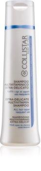 Collistar Special Perfect Hair Ultra-Delicate Multivitamin Shampoo šampón pre všetky typy vlasov