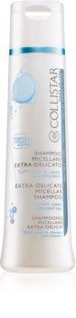 Collistar Special Perfect Hair Extra Delicate Micellar Shampoo sampon minden hajtípusra