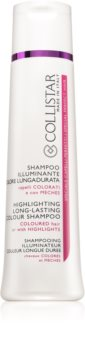Collistar Special Perfect Hair Highlighting Long-Lasting Colour Shampoo champô para cabelo pintado