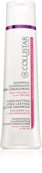 Collistar Special Perfect Hair Highlighting Long-Lasting Colour Shampoo sampon festett hajra