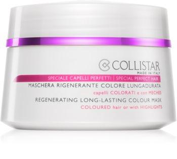 Collistar Special Perfect Hair Regenerating Long-Lasting Colour Mask Naamio Värjätyille Hiuksille