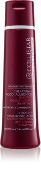 Collistar Special Perfect Hair Keratin+Hyaluronic Acid Shampoo shampoing régénérant pour cheveux fins et abîmés