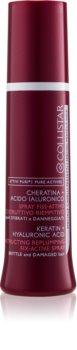 Collistar Special Perfect Hair Keratin+Hyaluronic Acid Spray spray protettivo per lisciare e rigenerare i capelli rovinati