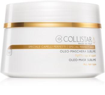 Collistar Special Perfect Hair Oleo-Mask Sublime Öljynaamio Kaikille Hiustyypeille