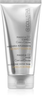 Collistar Special Perfect Hair Magica CC Hair hranilna maska za zelo svetlo blond, za lase s prameni in bele lase