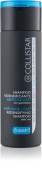 Collistar Man shampoing fortifiant anti-chute pour homme