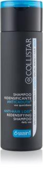 Collistar Man szampon wzmacniający przeciw wypadaniu włosów dla mężczyzn