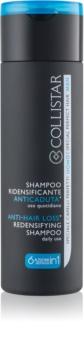 Collistar Special Perfect Hair Man Anti-Hair Loss Redensifying Shampoo šampon za okrepitev las proti izpadanju las za moške