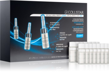 Collistar Special Perfect Hair Man Anti-Hair Loss Redensifying Concentrate интензивна грижа за укрепване на косата