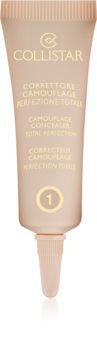 Collistar Camouflage Concealer correcteur crème