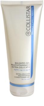 Collistar Special Perfect Hair Extra Delicate Multivitamin Conditioner-Gel kondicionér pro všechny typy vlasů