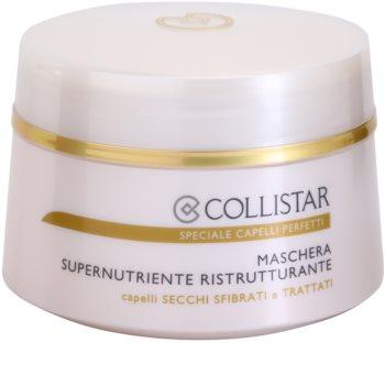 Collistar Special Perfect Hair hranjiva maska za regeneraciju za suhu i lomljivu kosu