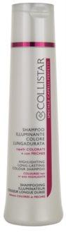 Collistar Special Perfect Hair шампунь для фарбованого волосся