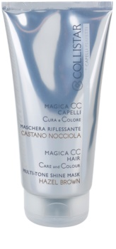Collistar Magica CC vyživující tónovací maska pro světle hnědé a tmavě blond vlasy