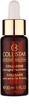 Collistar Pure Actives сироватка з колагеном проти зморшок