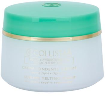 Collistar Special Perfect Body Sublime Melting Cream crema rassodante e nutriente per pelli molto secche