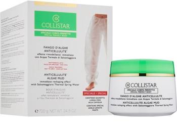 Collistar Special Perfect Body błoto przeciw cellulitowi