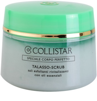 Collistar Special Perfect Body Talasso-Scrub Elvyttävä kuorinta Vartalolle