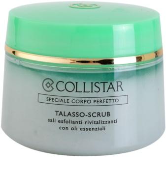 Collistar Special Perfect Body Talasso-Scrub revitalizáló peeling testre