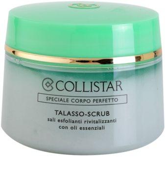 Collistar Special Perfect Body Talasso-Scrub ревитализиращ пилинг за тяло