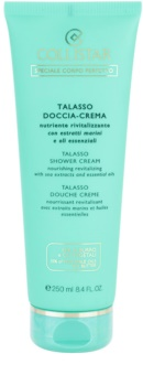 Collistar Special Perfect Body Talasso Shower Cream Nourishing And Revitalizing Shower Cream With Sea Extracts And Essential Oils