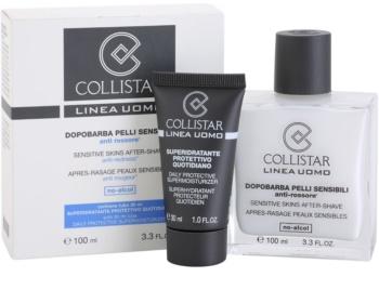 Collistar Sensitive Skins After-Shave set de cosmetice I. pentru bărbați