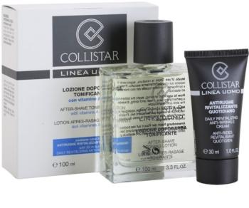 Collistar After-Shave Toning Lotion coffret cosmétique III. pour homme
