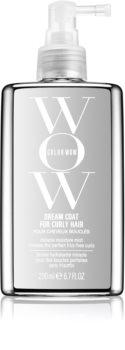 Color WOW Dream Coat Curly Hair spray a hullámos haj kihangsúlyozására