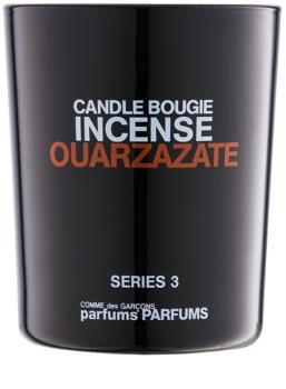 Comme des Garçons Series 3 Incense: Ouarzazate vonná sviečka