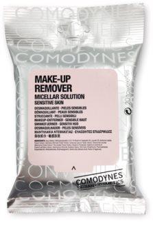 Comodynes Make-up Remover Micellar Solution servetele demachiante pentru piele sensibilă
