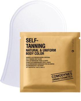 Comodynes Self-Tanning samoopaľovacie rukavice na telo