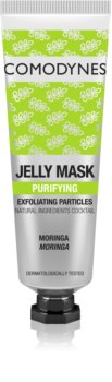 Comodynes Jelly Mask Exfoliating Particles Gel Mask For Perfect Skin Cleansing