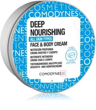 Comodynes Deep Nourishing crème nourrissante intense visage et corps