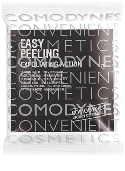 Comodynes Easy Peeling odświeżające chusteczki do twarzy